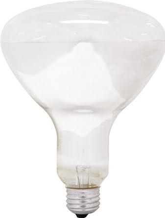 GE Lighting 47683 65Watt Long Life Soft White R40 Flood Light Bulb, 1-Pack