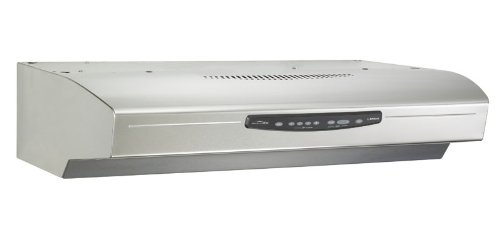 Broan QS330SS 30 Inch Under Cabinet Range Hood - Stainless Steel