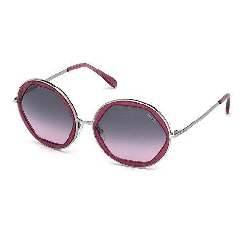 emilio-pucci-ep0036-geometrico-metallo-donna-dark-pink-grey-pink-shaded81b-57-19-135