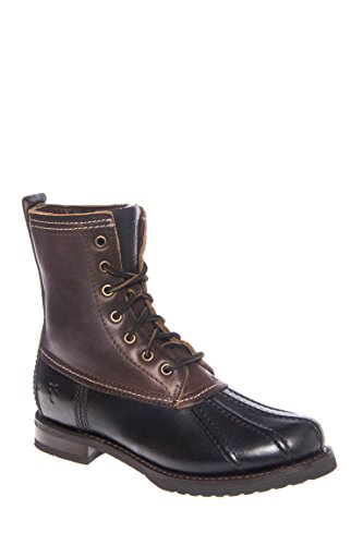 Veronica Low Heel Duck Boot