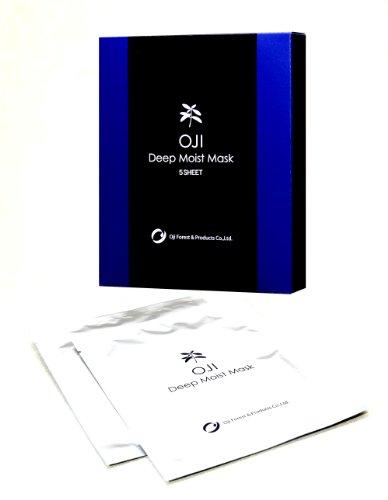 王子 ディープモイストマスク 3箱(1箱無料)