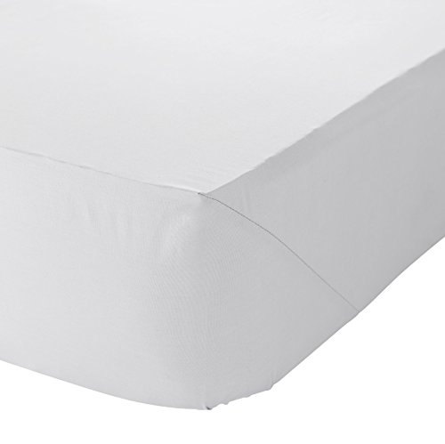 catherine-lansfield-non-iron-percale-polycotton-double-fitted-sheet-white
