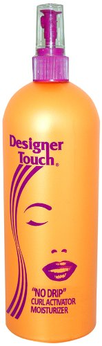 Designer Touch No - Drip Curl Activator Spray