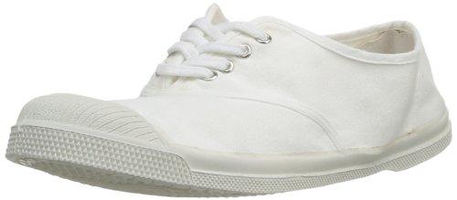 Bensimon  Tennis Lacet,  Sneaker donna Bianco Blanc (Blanc 101) 39