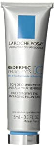 La Roche-Posay Redermic C Eyes Anti-Wrinkle Firming Moisturizing Filler, 0.5-Ounce