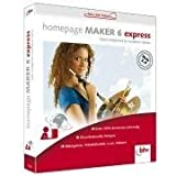 "Homepage Maker 6 expressvon ""bhv software GmbH"""
