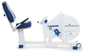 Monark Exercise AB 837E Recumbent Cardio Comfort Bike