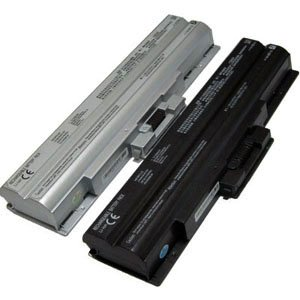Laptop Battery for Sony VGP-BPS21 (5200 mAh)-Color White
