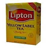Lipton Yellow Label Tea (loose tea) - 450g