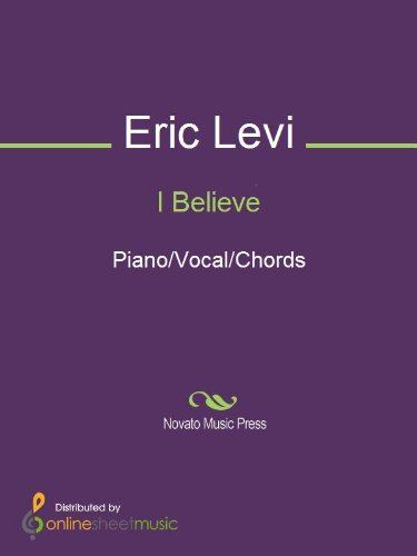 I Believe, by Andrea Bocelli, Eric Levi