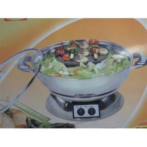 Shabu Shabu Hot Pot With Bbq Grill Rinkashijikashikuchidee02