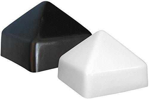 jif-marine-products-square-piling-cap-black-6-x-6-fjr-b-by-jif-marine-products