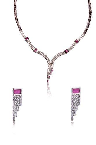 sempre-londres-trois-fois-plaque-rhodium-ad-glory-collier-femme-diamant-rose-avec-etui-pour-boucles-