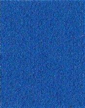 Championship Titan Pool Table Felt - Electric Blue - 7ft Cut