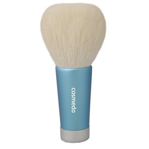 匠の化粧筆コスメ堂 熊野筆 粗光峰スペシャル洗顔ブラシ ブルー