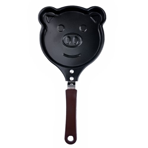 Generic Cute Pig Shaped Non-stick Egg Frying