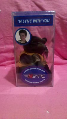 Justin Timberlake 'N Sync with you Bear Limited Edition