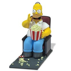 Picture of McFarlane The Simpsons Movie: Homer Figure (B000V22C1M) (McFarlane Action Figures)