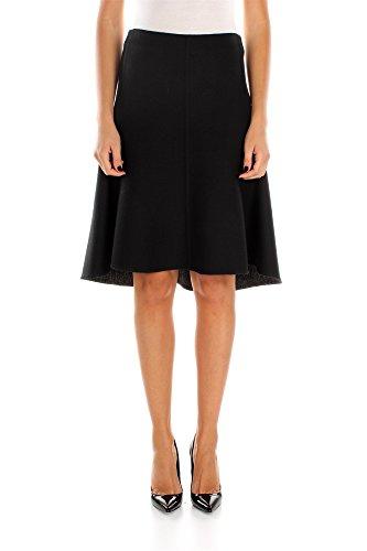 625422K430NOC01-Cline-Jupes-Femme-Laine-Noir