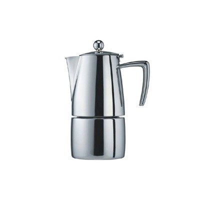 Milano 10 Cup Espresso Coffeemaker with Replacement Parts