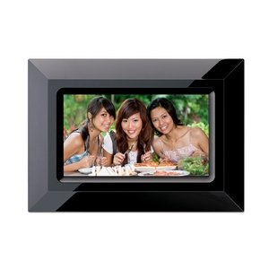 ViewSonic VFA710w-50 7-Inch Digital Photo Frame (Black)