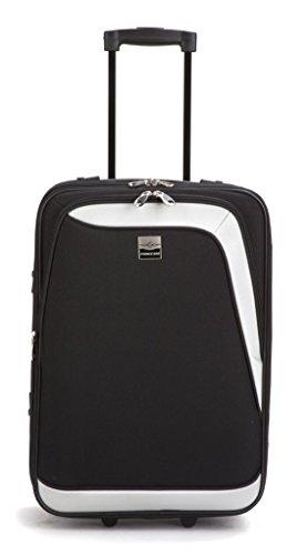 FRANCE BAG Valise souple 70 cm long séjour ROTTERDAM - Noir
