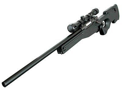 WELL L96 AWP Spring Airsoft Sniper Rifle