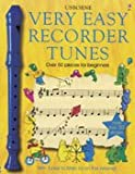 img - for Very Easy Recorder Tunes (Easy Tunes) book / textbook / text book