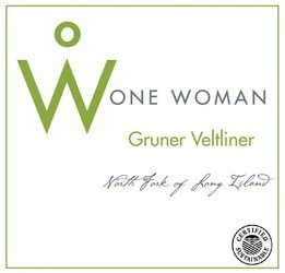 2013 One Woman North Fork Of Long Island Gruner Veltliner 750 Ml