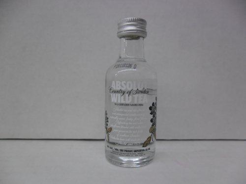 Mini Shot Bottles front-731801