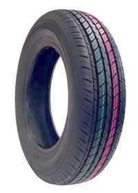 P185/65R14 85H SL TL BSW M665 TOURING SE MILESTAR 