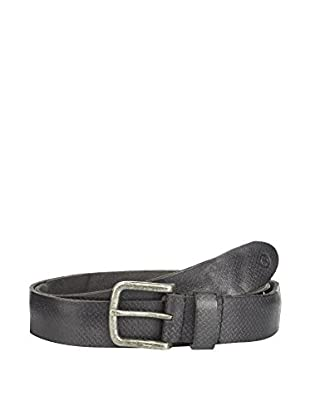 Springfield Cinturón Piel (Negro)