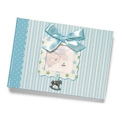 Gund Lil Boutique Photo Album Blue