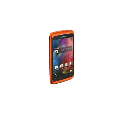 Tlphone GSM ALCATELONE TOUCHOT991ORANGE