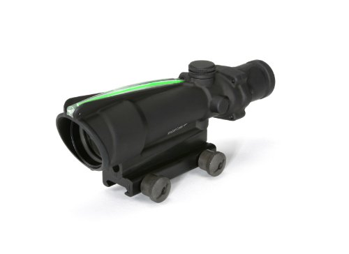 Acog 3.5 X 35 Scope Dual Illuminated Crosshair .223 Ballistic Reticle, Green
