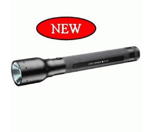 LED LENSER PROFESSIONAL TORCH P17 BLACK