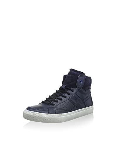Dockers by Gerli Hightop Sneaker blau