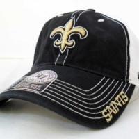 New Orleans Saints Closer Mesh Hat by