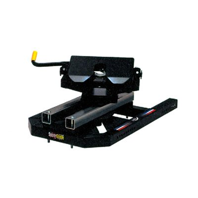 Heavy Duty PullRite 18K Super Glide Industry Standard 5th Wheel Hitch Fifth Wheel Connector Bed Hitch