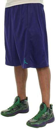 Jordan Air Nike Mens Bright Lights Basketball Shorts Dri-Fit by Jordan