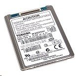 "Toshiba MK1011GAH - Hard drive - 100 GB - internal - 1.8"" - ATA-100 - 4200 rpm - buffer: 8 MB"