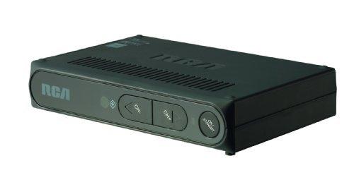 RCA C300 Digital To Analog Pass-through TV Converter Box (Analog To Digital Converter Video compare prices)