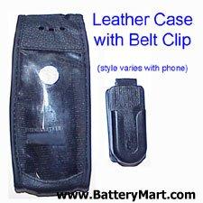 UNIDEN CP-7500 LEATHER CASE-Leather Case