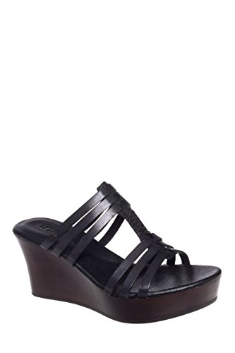 Mattie Slide Platform Wedge Sandal