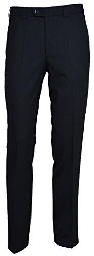 Meyer-Pantaloni da uomo, modello Roma 344/09, colore: nero nero 42