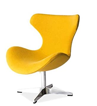 "Design Sessel ""Felix"" Gelb"