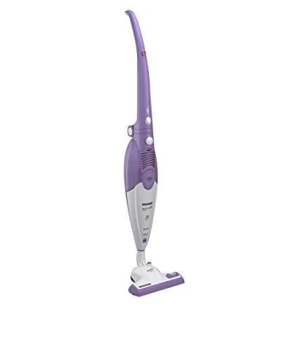 Hoover Elektrischer Staubsauger Parkett Stb236 weiß/violett
