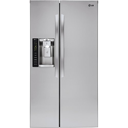 LG LSXS26326S (Lg Refrigerator Side By Side compare prices)