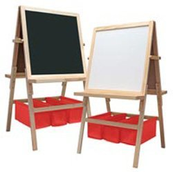Children's Art & Activity Easel with Paper Roll (Tabletop Easel Blick compare prices)
