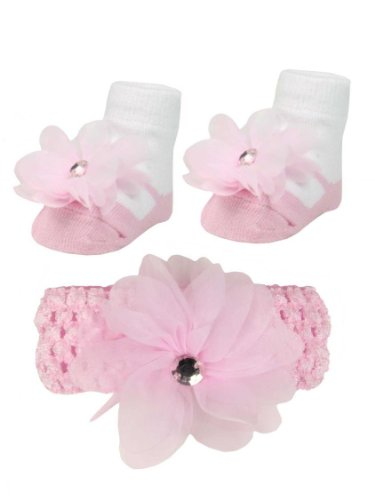 Baby Sock Flowers front-1059329